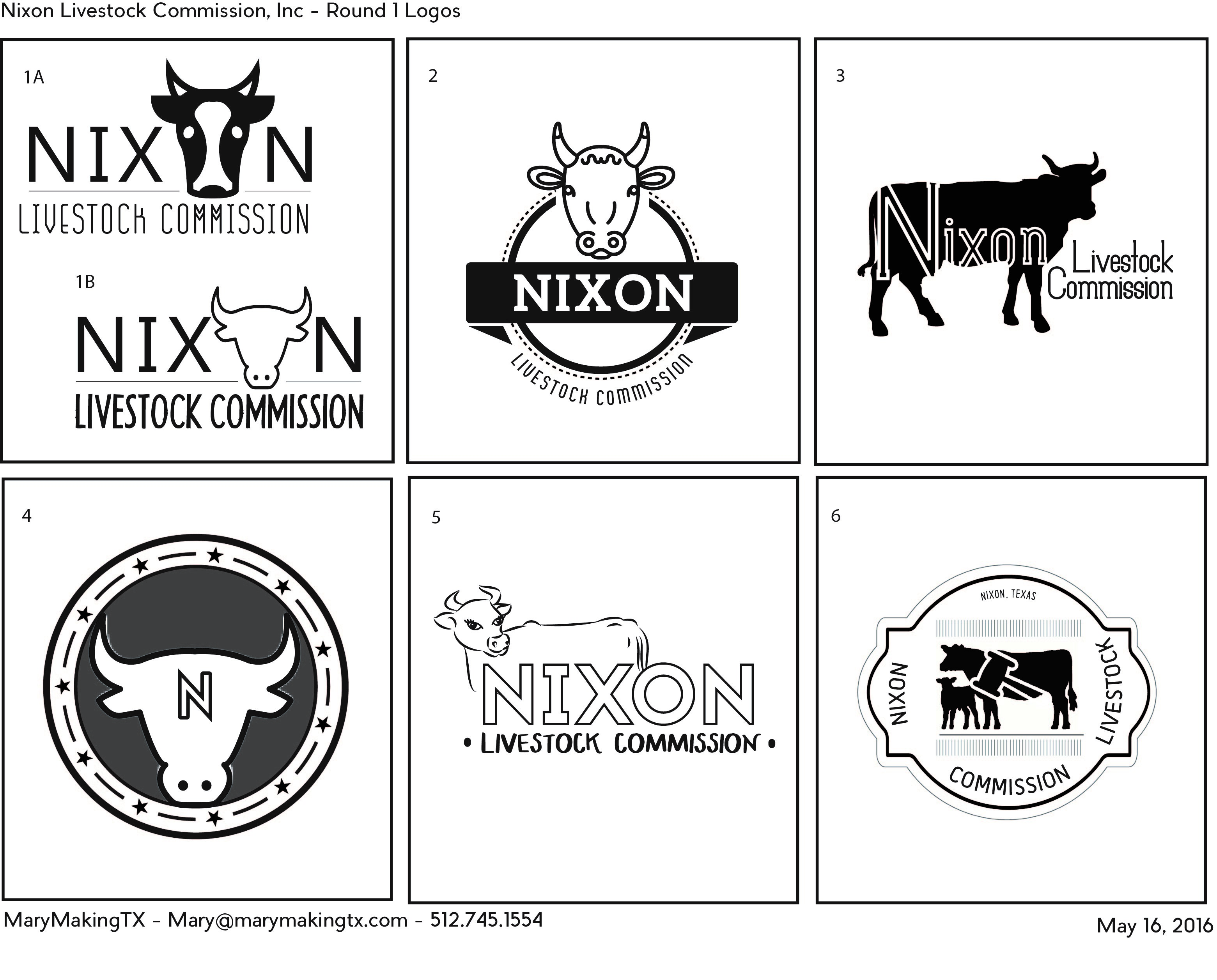 Images of different types of logos - that was then this is now book setting clipart